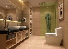 12平小卫生间装修图