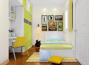 儿童房装修风格效果图