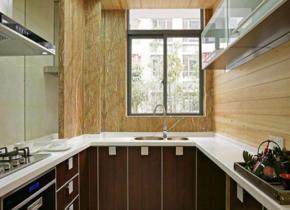 家庭室內廚房裝修效果圖