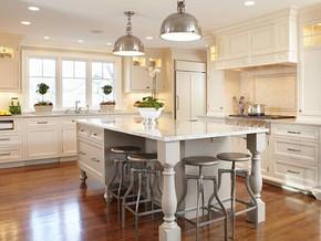 新古典欧式厨房装修效果图