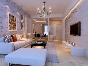两室一厅80平装修图