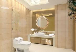 小型厕所装修效果图